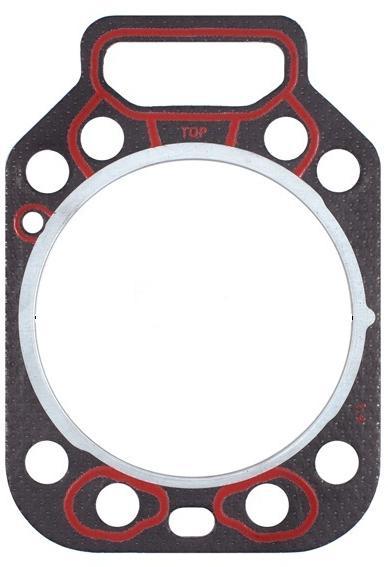 Zylinderkopfdichtung 1,2 mm für Fendt Favorit 610 611 612 614 615 S LS MWM